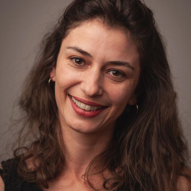 Portrait Anna Haidegger
